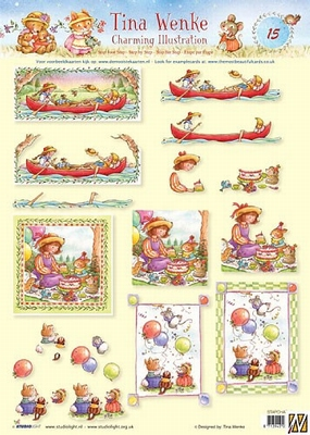 STAPCHAR15 Tina wenken charming Illustration Studio Light