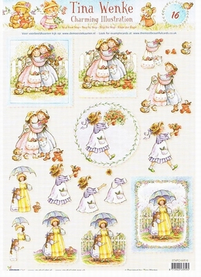 STAPCHAR16 Tina wenken charming Illustration Studio Light