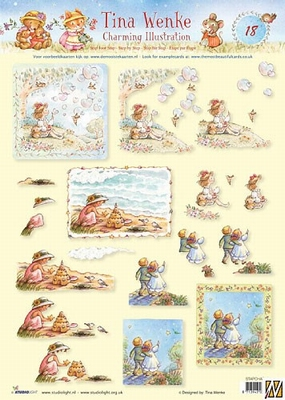 STAPCHAR18 Tina wenken charming Illustration Studio Light