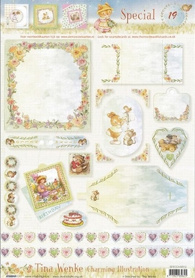 SPECCHAR19 Tina wenken charming Illustration Studio Light