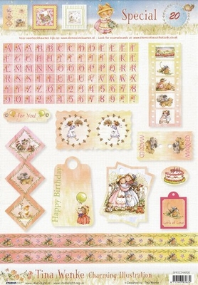 SPECCHAR20 Tina wenken charming Illustration Studio Light