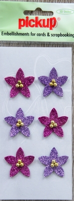 PUM2162 Embellishments for Cards and Scrapbooking