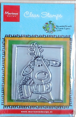 CO9601 Clearstamp Marianne Design