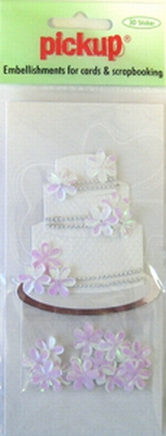 PUM2097 Embellishments for Cards and Scrapbooking