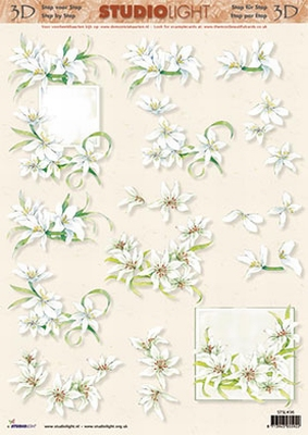 STSL496 Studio Light Bloemen