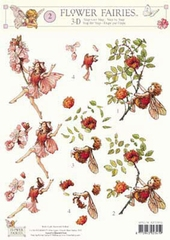 3DFFSTAP02 Studio Light Flower Fairies 02