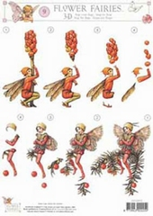 3DFFSTAP09 Studio Light Flower Fairies 09
