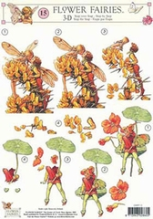 STAPFF15 Flower Fairies  Studio Light