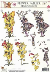 STAPFF16 Flower Fairies  Studio Light