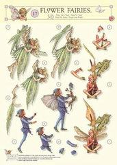STAPFF17 Flower Fairies  Studio Light