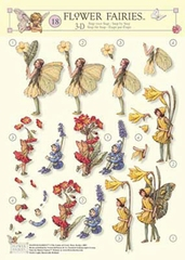STAPFF18 Flower Fairies  Studio Light