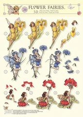 STAPFF20 Flower Fairies  Studio Light