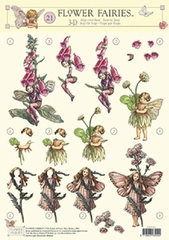 STAPFF21 Flower Fairies  Studio Light
