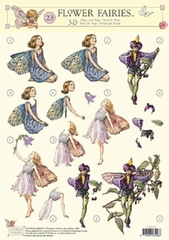 STAPFF23 Flower Fairies  Studio Light