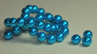 5010020 10 X Glasparel aqua 10mm.
