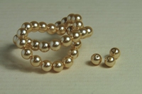 5010092  20 X Glasparel Champagne 6mm.