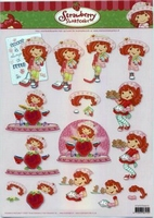 STAPSTRAW19 Strawberry Shortcake Studio Light