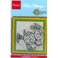 CO9605 Stempel Marianne Design