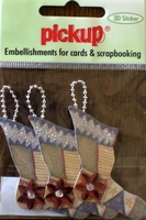 PUK6130 Embellishments for Cards and Scrapbooking