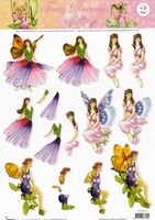 STAPFD02 Fairry Dreams Studio Light