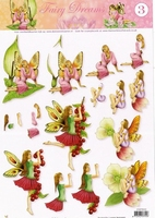 STAPFD03 Fairry Dreams Studio Light