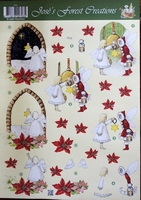 VB2703 Kerst Jose's Creations