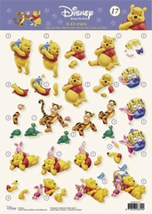 Disney Mini Pooh