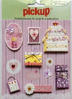 PU3015 Embellishments for Cards and Scrapbooking