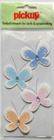 PU2126 Embellishments for Cards and Scrapbooking