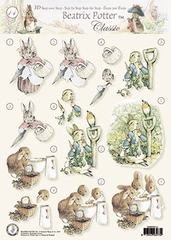 STAPPOT14 Peter Rabbit Studio Light