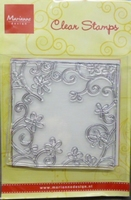 CS0843 Clear Stamp Marianne desin