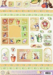 STAPPOT21 Peter Rabbit Studio Light