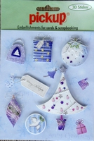 PU6061x Embellishment for cards en scrapbooking Pick up