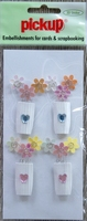 PUM2322 Embellishments for Cards and Scrapbooking