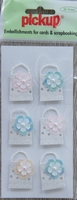 PUM2334 Embellishments for Cards and Scrapbooking