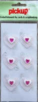 PUM2414 Embellishments for Cards and Scrapbooking