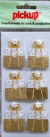 PUM2449 Embellishments for Cards and Scrapbooking