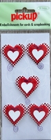 PUM2456 Embellishments for Cards and Scrapbooking