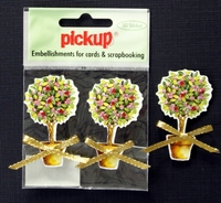 PUK1053 Embellishments for Cards and Scrapbooking