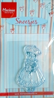 HM9423 Clearstamp Marianne Design Snoesjes