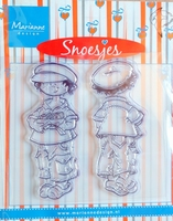HM9431 Clearstamp Marianne Design Snoesjes