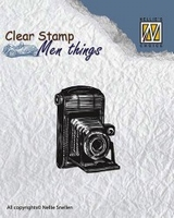 CSMT001 Clear stamps Men Things