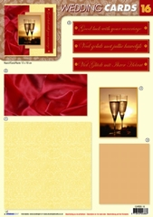 Cards16 Cards Studio Light 200 Gr.Karton