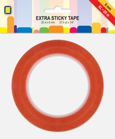 TB6.0mm 3.3187 Extra sticky tape XL 25m x 6mm