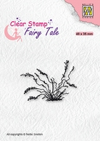 FTCS027 Fairy Clear Stamps Tale Herbs