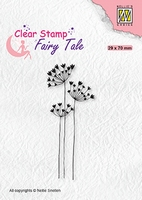 FTCS030 Fairy Clear Stamps Tale Umbellifers