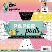 Create Happiness Paper Pad - 15 x 15cm Nr.112