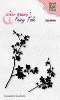 FTCS032 Clear Stamps Fairy Tales Blooming branch-2