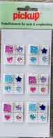 PU2330 Embellishments for Cards and Scrapbooking