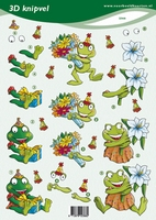 VB2366 Frogs
